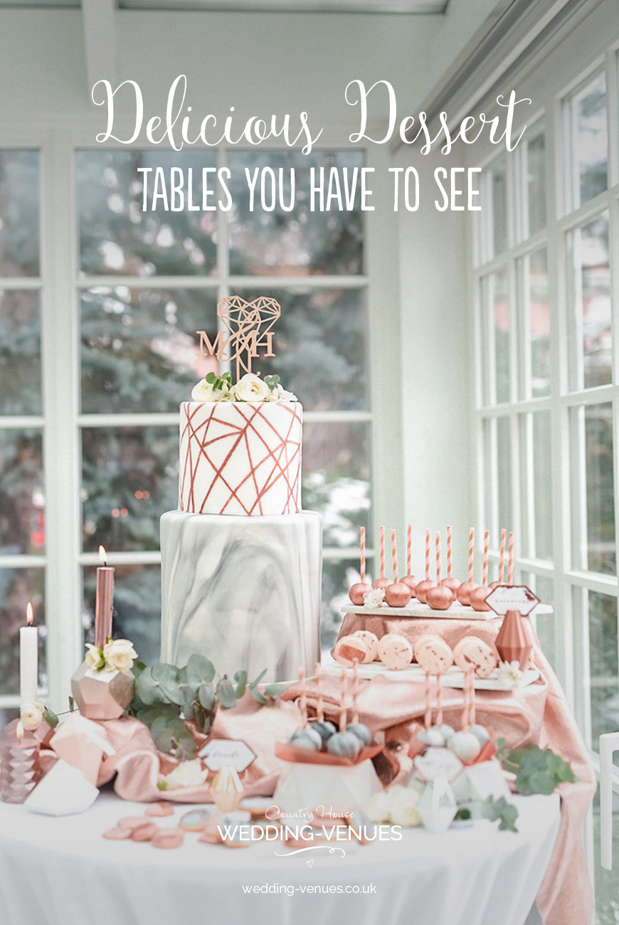 Delicious Dessert Tables You Have To See   CHWV