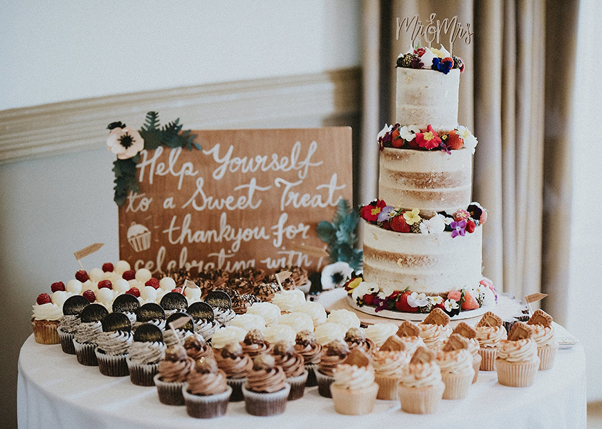 Delicious Dessert Tables You Have To See - Cupcake couture | CHWV