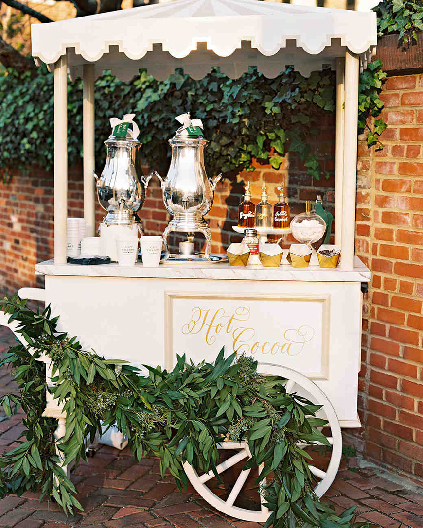 Delicious Dessert Tables You Have To See - Hot stuff   CHWV