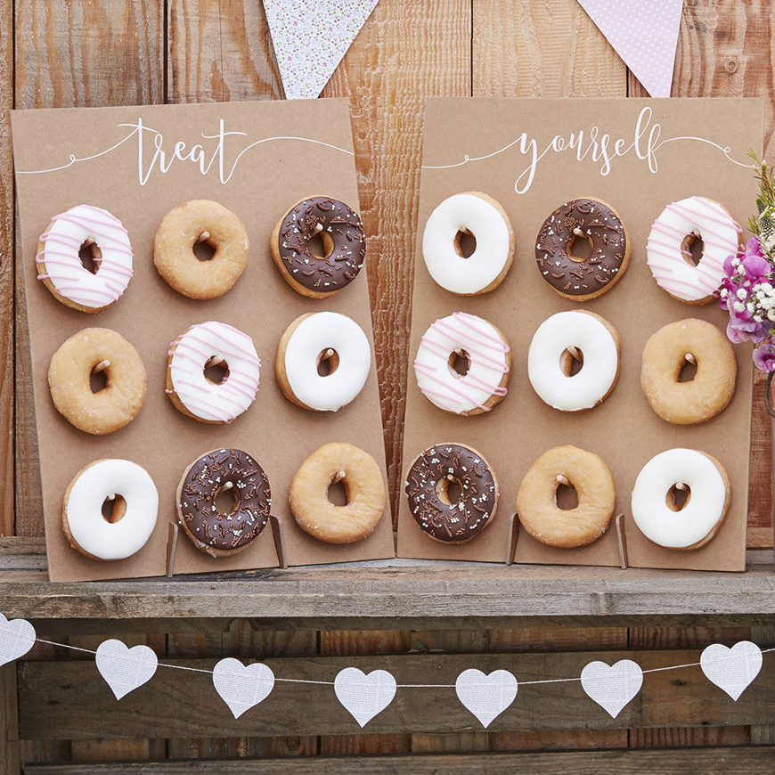Delicious Dessert Tables You Have To See - doughnut dreams | CHWV