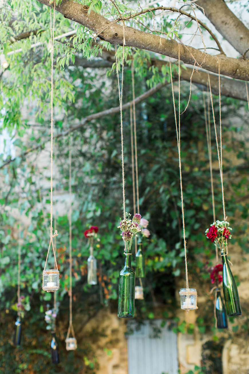 DIY Wedding Decorations That Will Really Stand Out - Smaller wedding details | CHWV