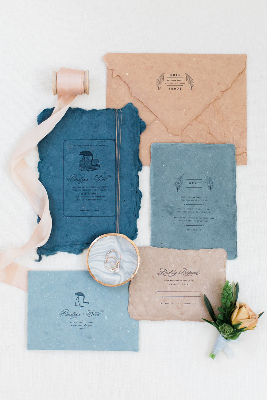 DIY Wedding Invitations - Paper dreams | CHWV