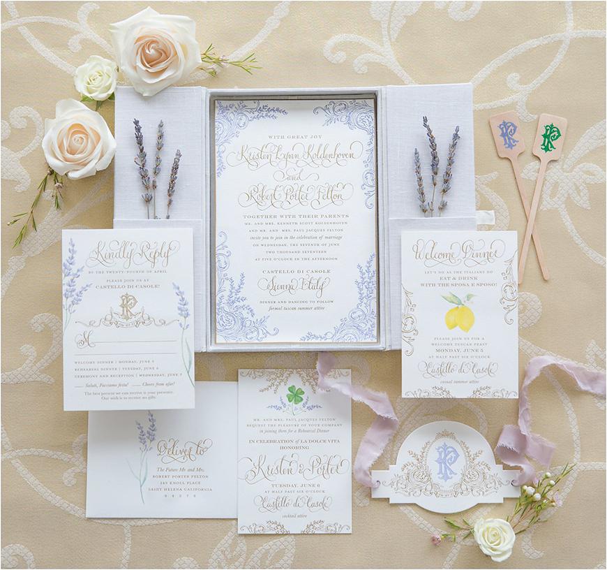DIY Wedding Invitations - Heartfelt and handwritten | CHWV