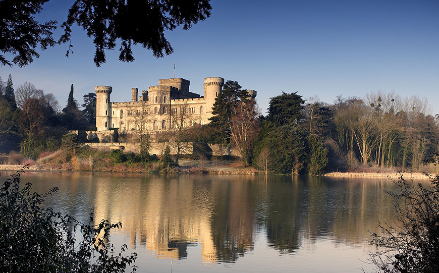 8 Winter Wedding Venues In The West Midlands - Eastnor Castle | CHWV