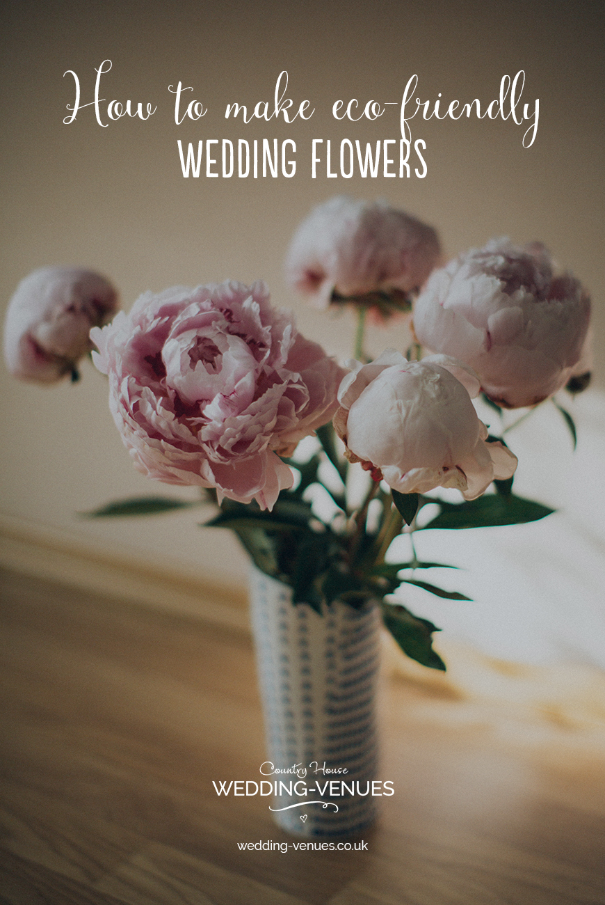 How to Make Your Wedding Flowers Eco-Friendly | CHWV