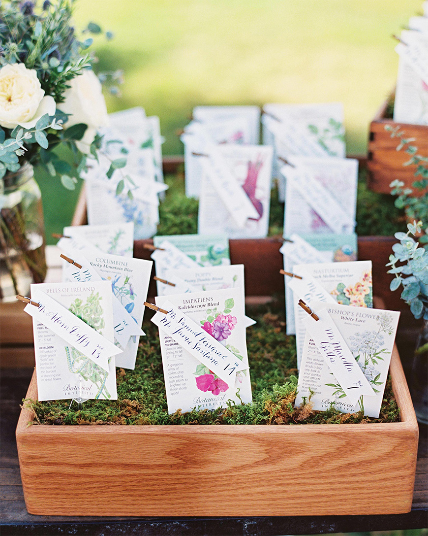 15 Eco-Friendly Wedding Ideas | CHWV
