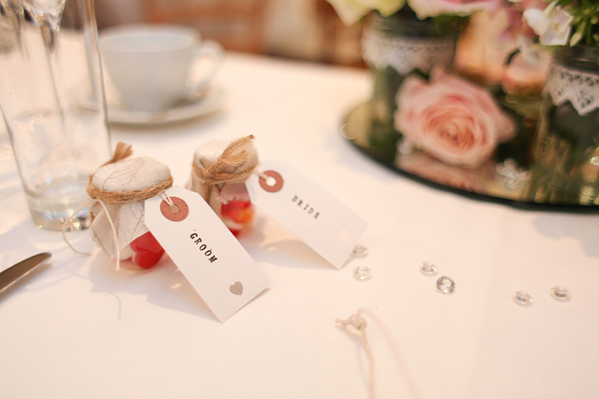 Edible Wedding Favours To Treat Your Guests - Haribo ring | CHWV
