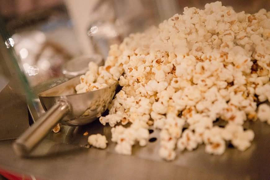 Emma and Danny at Mythe Barn - Popcorn | CHWV