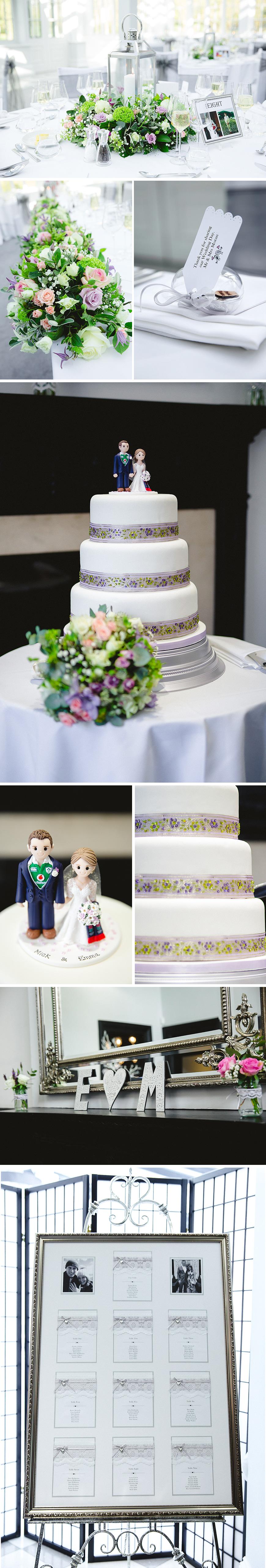 Real Wedding - Emma and Mick's Stunning Spring Wedding at Swynford Manor | CHWV