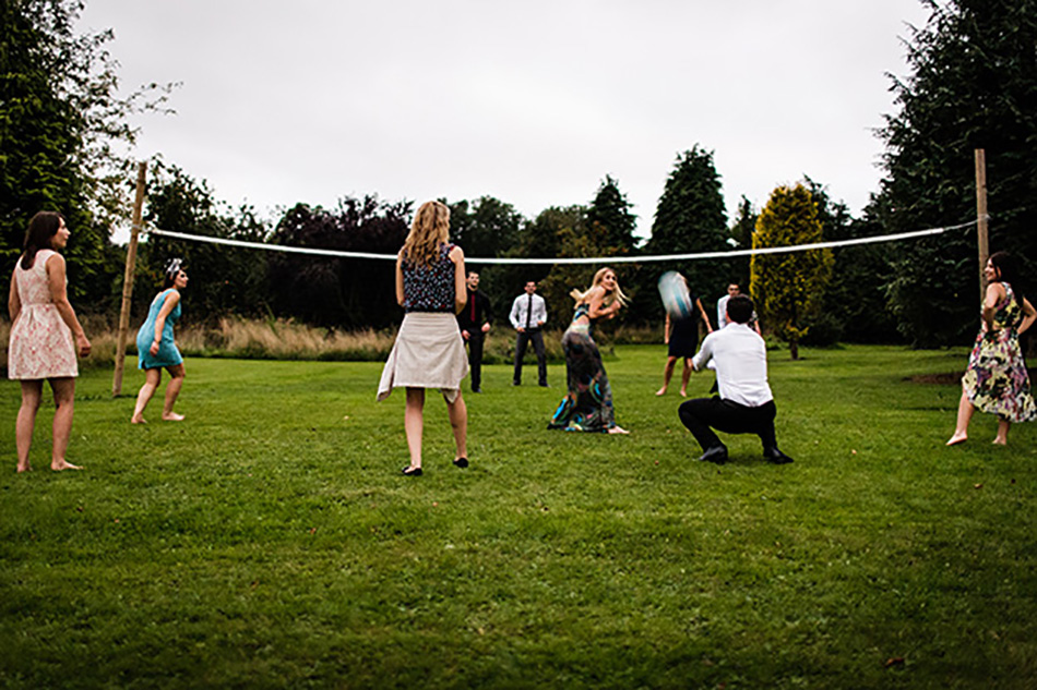 Fresh And Exciting Ideas For Entering Your Wedding: Outdoor Wedding Activities