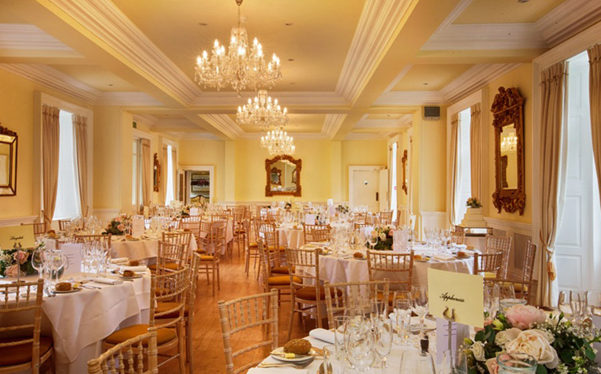 Unmissable Wedding Venues in Cumbria - Eshott Hall | CHWV