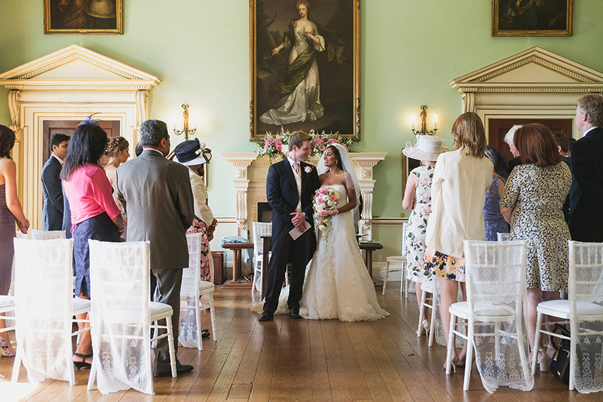 6 Fairy-Tale Wedding Venues For The Day Of Your Dreams - Kirtlington Park | CHWV