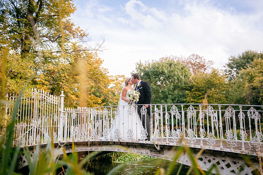 6 Fairy-Tale Wedding Venues For The Day Of Your Dreams - Morden Hall | CHWV