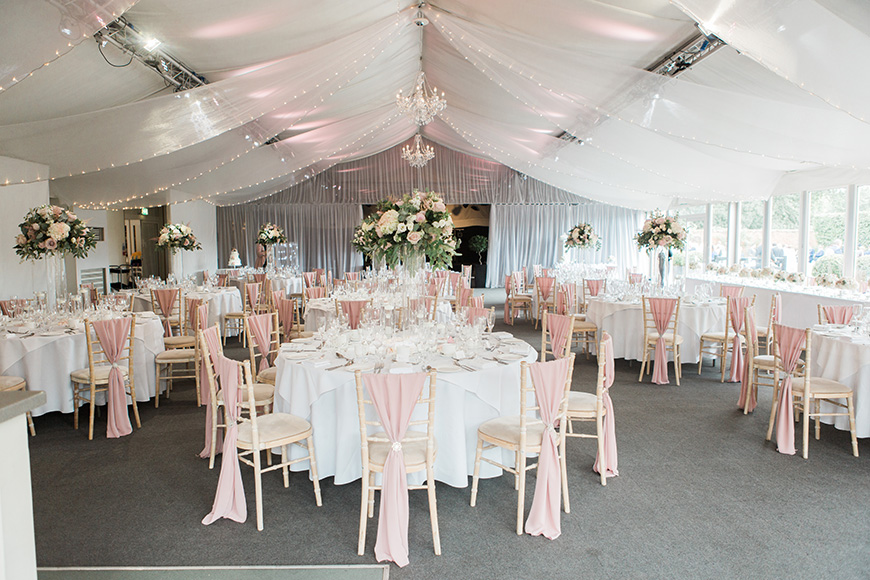 6 Fairy-Tale Wedding Venues For The Day Of Your Dreams - Braxted Park | CHWV
