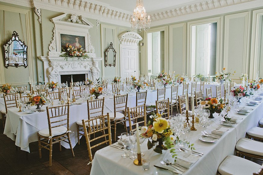 6 Fairy-Tale Wedding Venues For The Day Of Your Dreams - Davenport House | CHWV