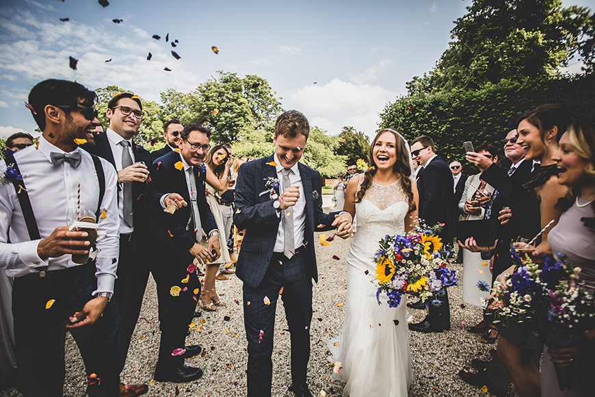 How To Deal With Family Politics On Your Wedding Day - Speak to suppliers | CHWV