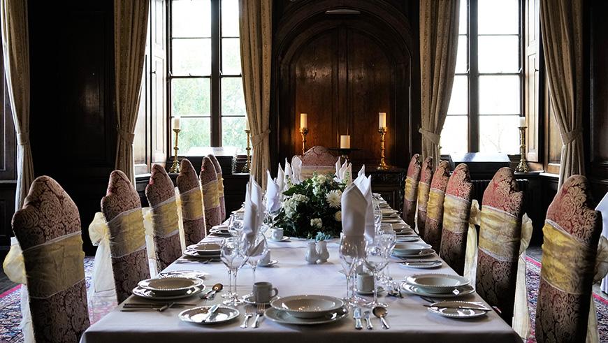 4 Fantastic Castle Venues for Your Summer Wedding - Appleby Castle | CHWV