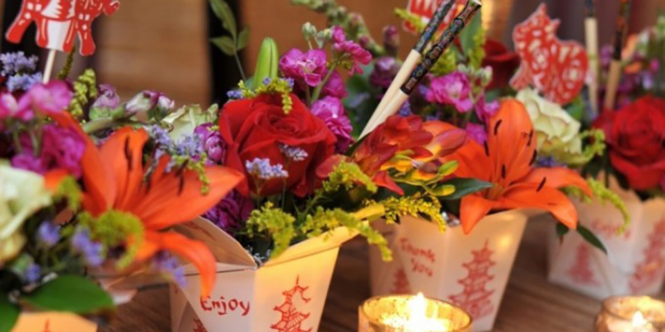 Chinese New Year Themed Wedding Ideas | CHWV