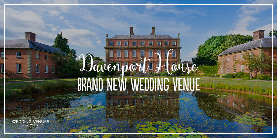 A First Look At A Brand New Wedding Venue In Shropshire