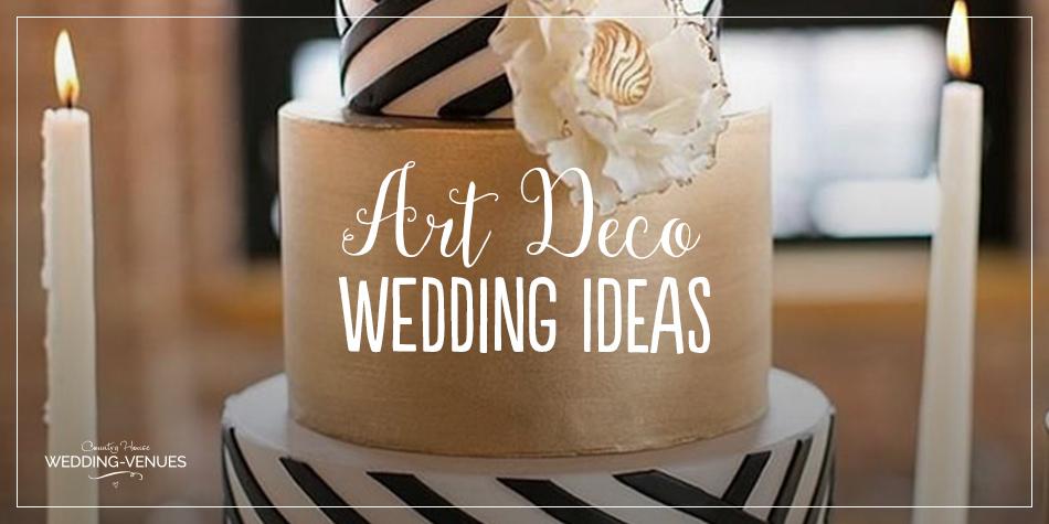 Art Deco Wedding Ideas | CHWV