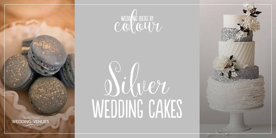 Silver Wedding Cake Wedding Cake Ideas Chwv