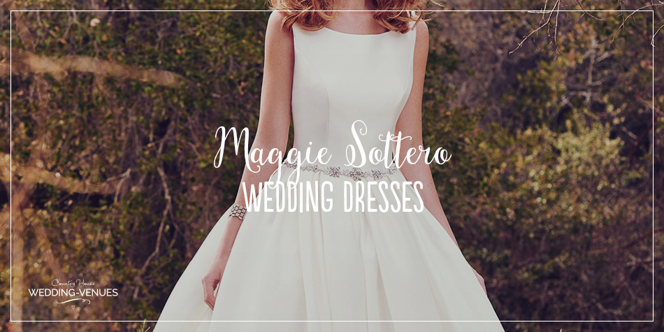 A Closer Look At Maggie Sottero Wedding Dresses | CHWV