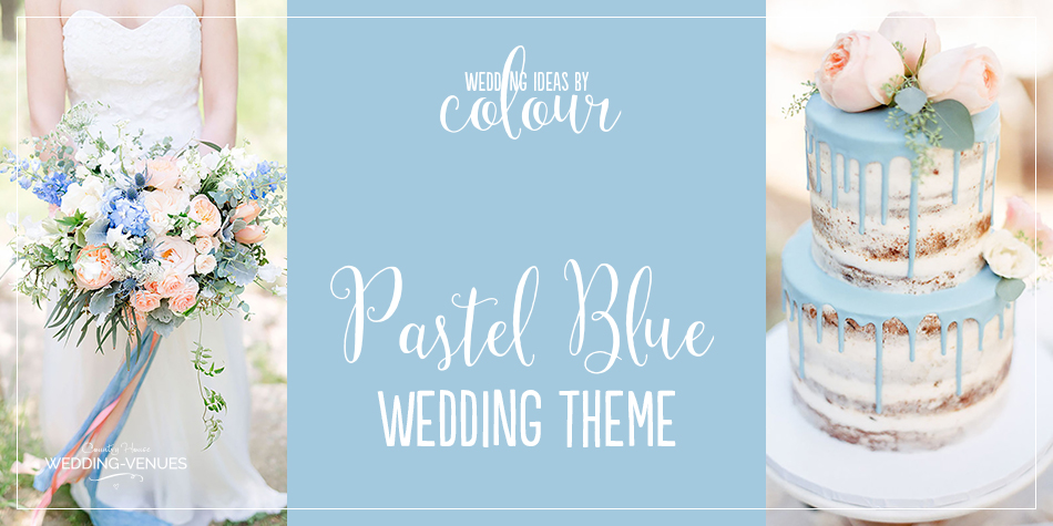 Pastel blue wedding theme wedding ideas by colour chwv junglespirit Choice Image