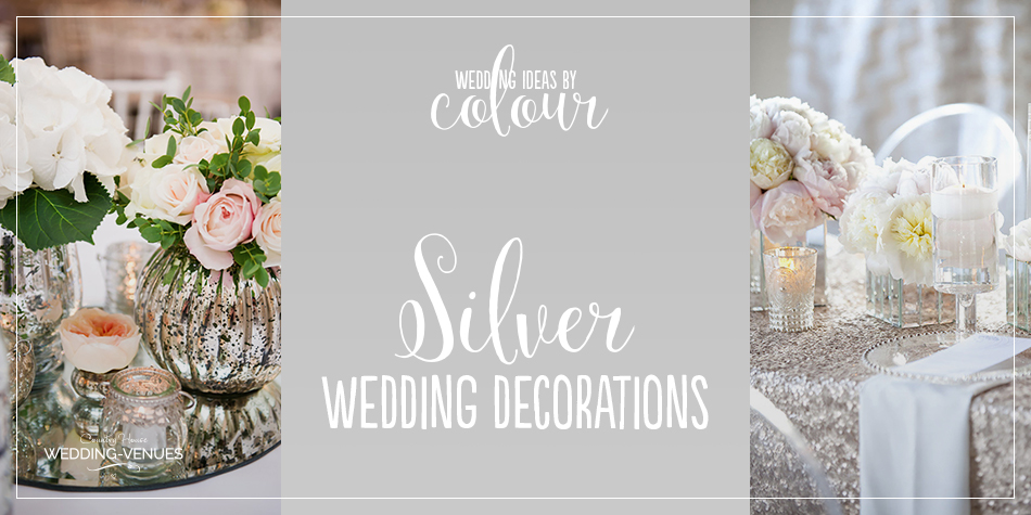 Cake Decorating Carmarthen : Silver Wedding Cake Decorations Wedding Ideas By Colour ...