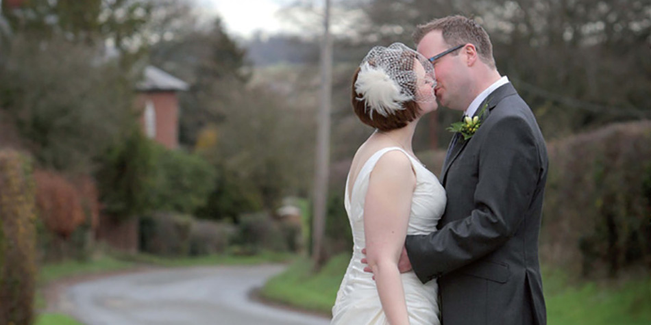 Real Life Wedding At Curradine Barns