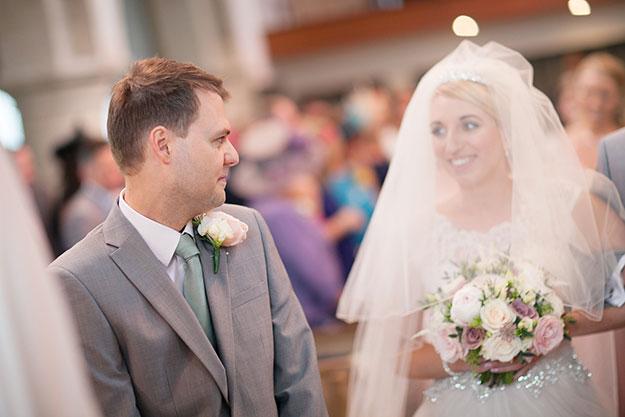 """A Vintage, Blush Themed Wedding In Berkshire"