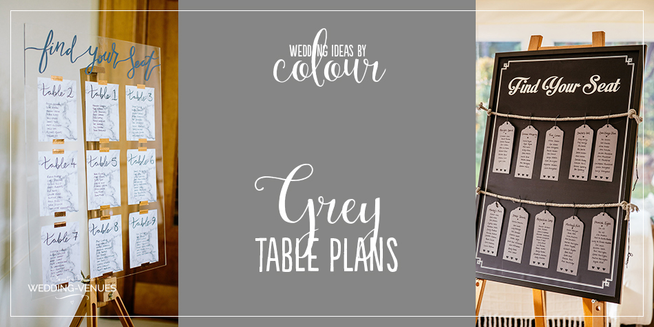 If you're in the midst of planning your colour scheme, be sure to consider grey. Wonderfully versatile, delicate tones work well in the summer and combine beautifully with white or with pastel shades. Alternatively, deep charcoal is striking and the perfect backdrop for more dramatic colours and metallics.