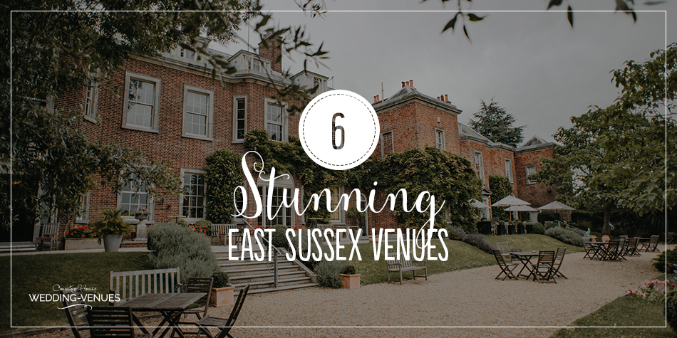 Are you on the hunt for wedding venues in East Sussex? Then you're in the right place! We've scoured every corner of the county to bring you the very best East Sussex wedding venues in our exclusive round-up. Find the perfect venue for you below.