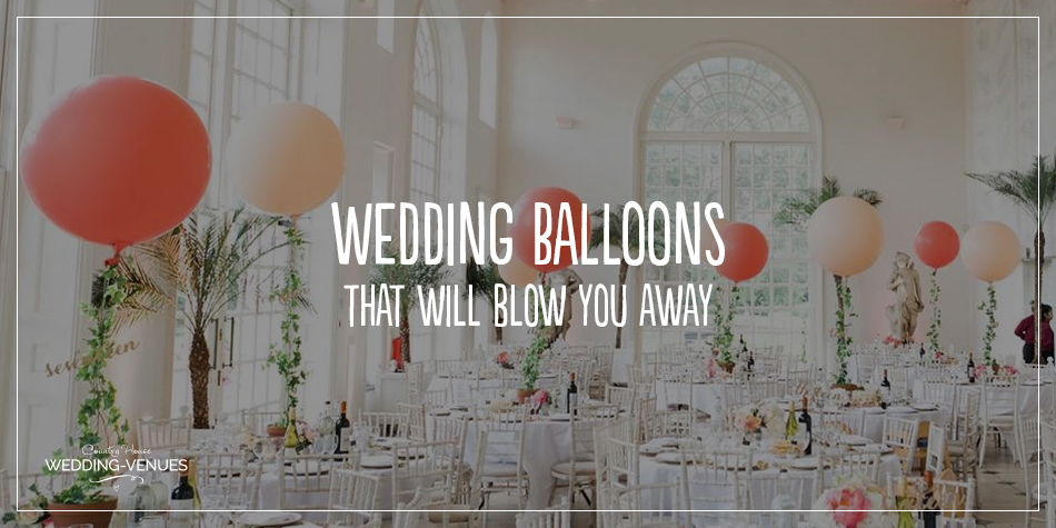 Big balloons are perfect for dressing your venue and creating a laidback atmosphere without busting your budget. We've rounded up some of the best wedding décor ideas that show balloons at their very best for you here. So, don't 'pop' off for a while, stay and get inspired…
