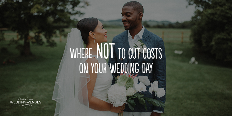 There's no doubt about it, there are plenty of ways that you can save money on your wedding. However, there are definitely some areas of the day where you really shouldn't try to cut costs. We're taking a look at the elements of your big day where you should spend your cash and we'll be sharing some great wedding tips too. These are the wedding budget ideas that you have to know about.