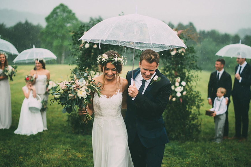 Find The Best Seasons For Your Wedding - Spring | CHWV