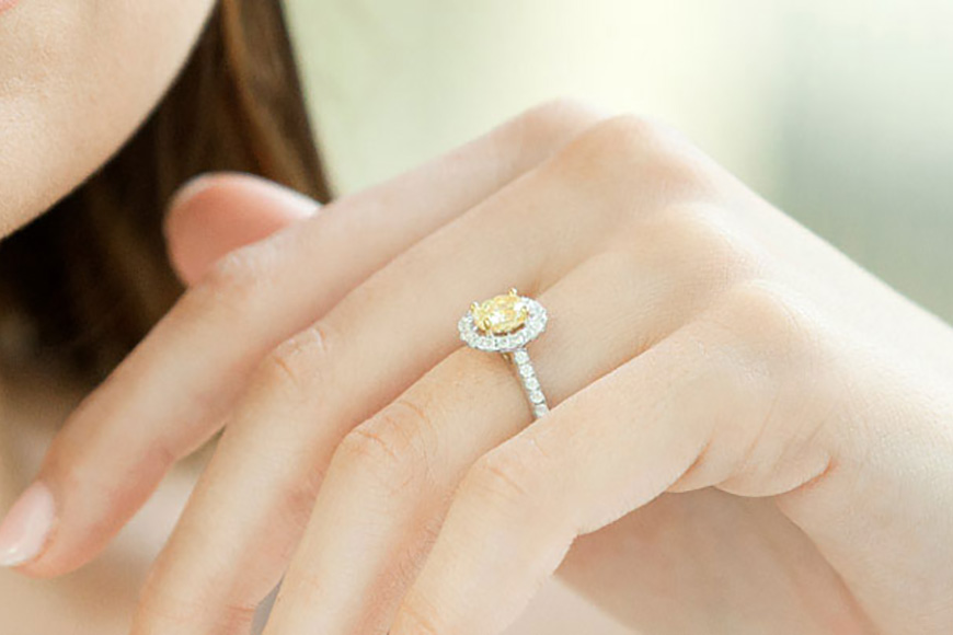 Finding the Perfect Engagement Ring 101 With ROX   CHWV
