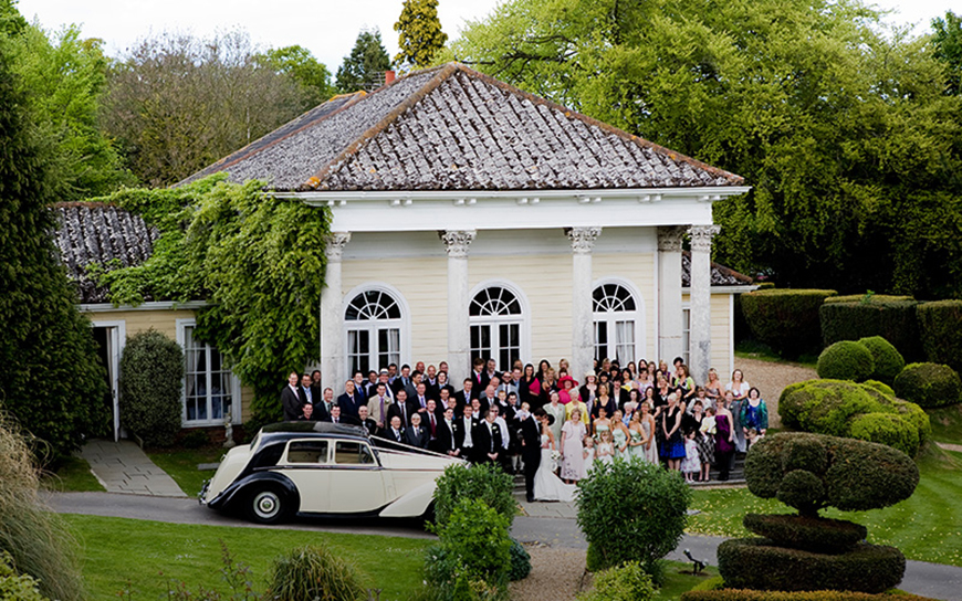 11 Marquee Wedding Venues You Won't Want To Miss - Fontwell Park | CHWV