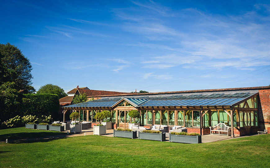 10 Romantic Wedding Venues That You Won't Want To Miss - Gaynes Park | CHWV