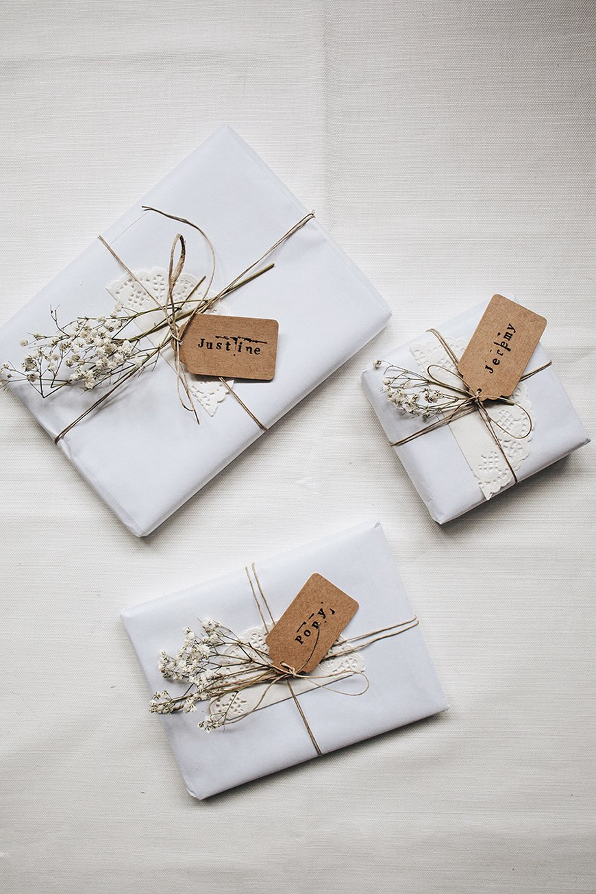 The Perfect Gifts For Your Bridal Party - Gifts for family | CHWV