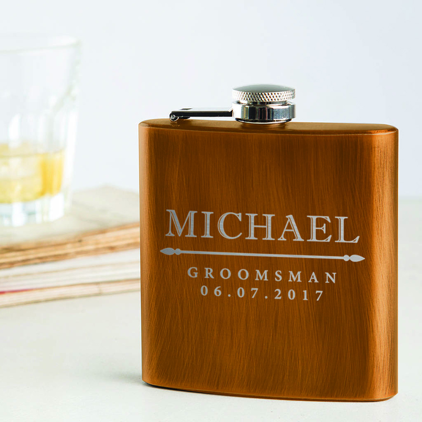 The Perfect Gifts For Your Bridal Party - Groomsmen and bridesmaids | CHWV