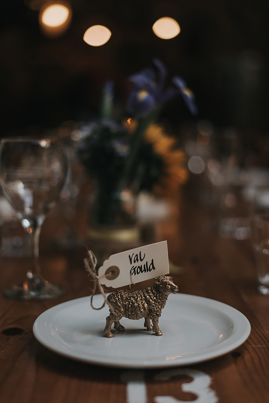 Wedding Ideas By Colour: Gold Wedding Table Plans - Take your places | CHWV
