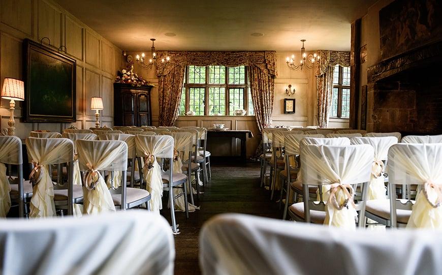 8 Winter Wedding Venues In The West Midlands - Gorcott Hall | CHWV