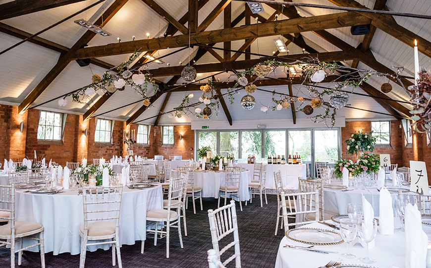 8 Winter Wedding Venues In The West Midlands - Gorcott Hall | CHWV