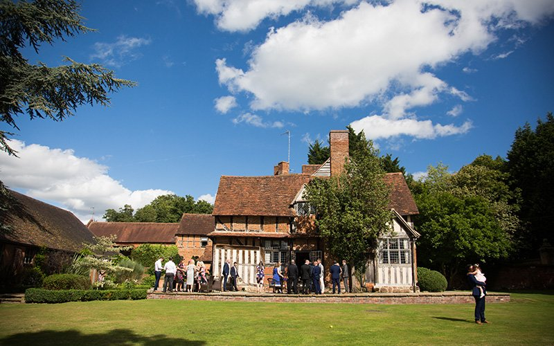 Country House Wedding Venue In Worcestershire