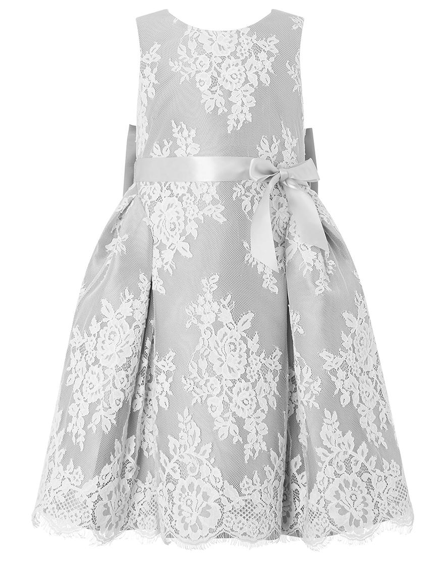 Wedding Ideas By Colour: Grey Wedding Dresses | CHWV