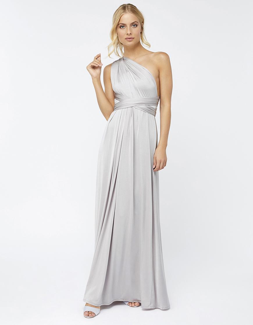 Grey Wedding Dresses | Wedding Ideas By Colour | CHWV