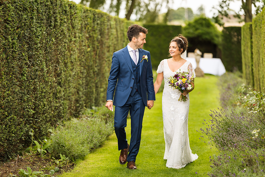 8 Wonderful Wiltshire Wedding Venues - Guyers House | CHWV