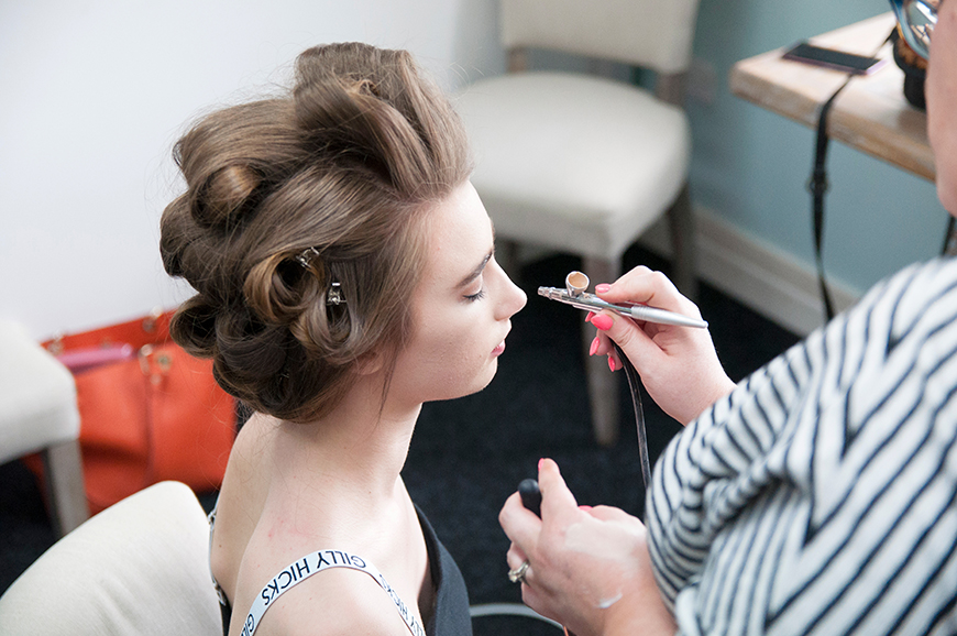 Wedding Hair And Makeup Tips For A Glam Wedding Look | CHWV