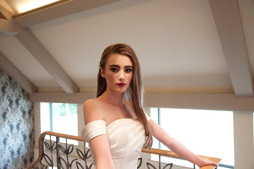 Wedding Hair And Makeup Tips For A Glam Wedding Look   CHWV