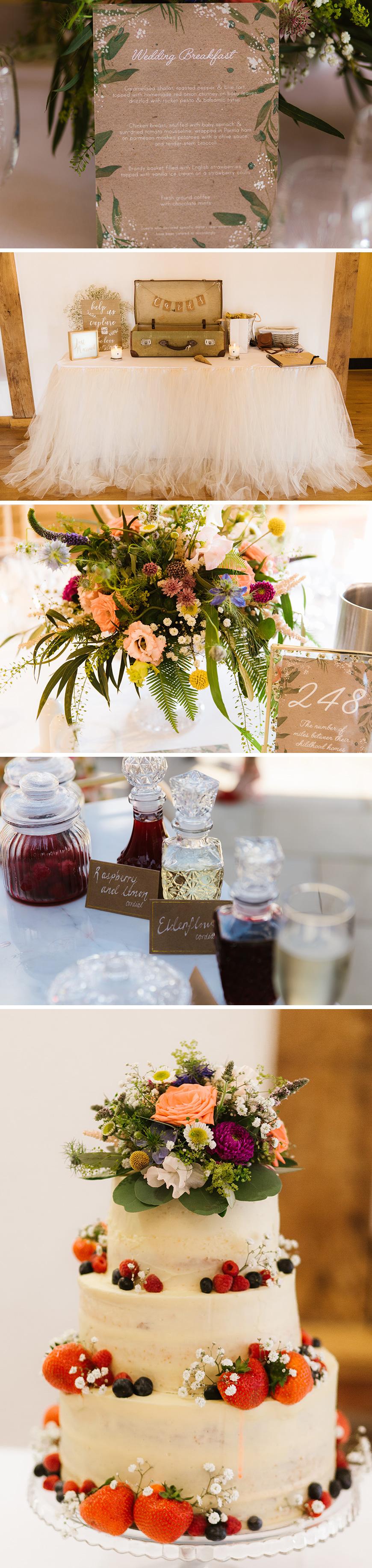 Real Wedding - Hannah and Joe's Fun-Filled Summer Wedding at Sandhole Oak Barn | CHWV